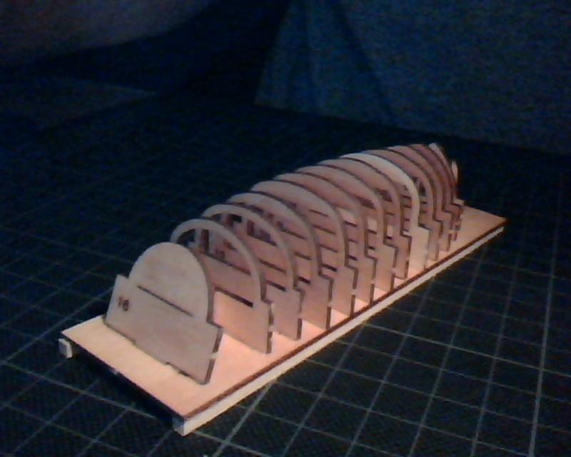 Premium Baubericht zur HMS VICTORY aus Holz Pictur31