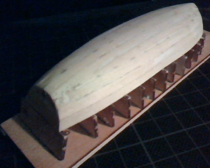 Premium Baubericht zur HMS VICTORY aus Holz Pictur36