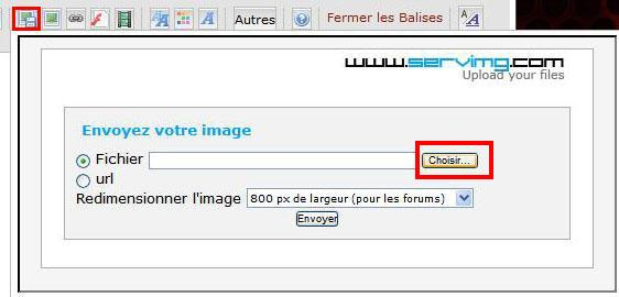 Comment poster des photos ? 211