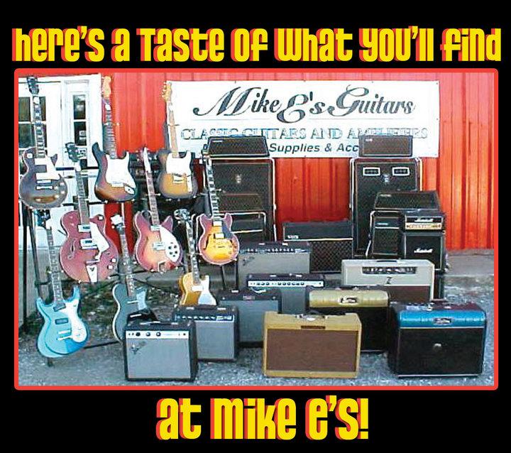 Mike E's Guitars 36387_10
