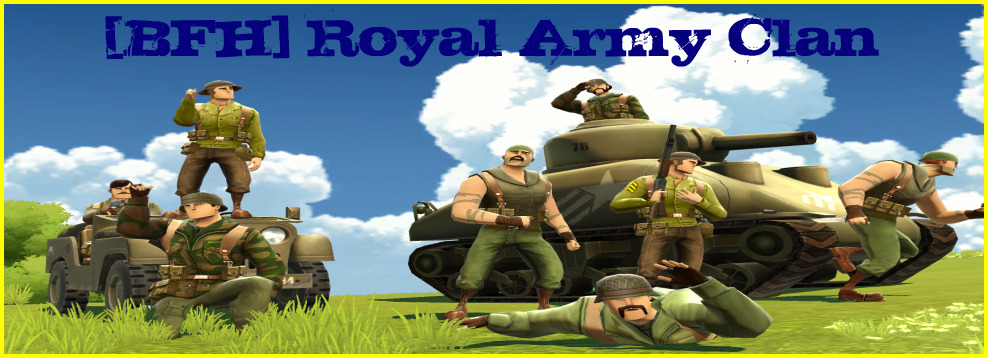 BFH Royal Army Clan