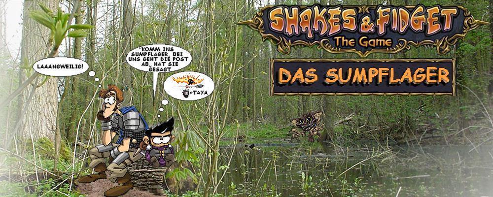 DAS SUMPFLAGER