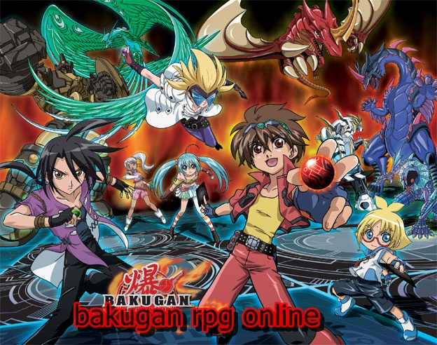Bakugan Rpg