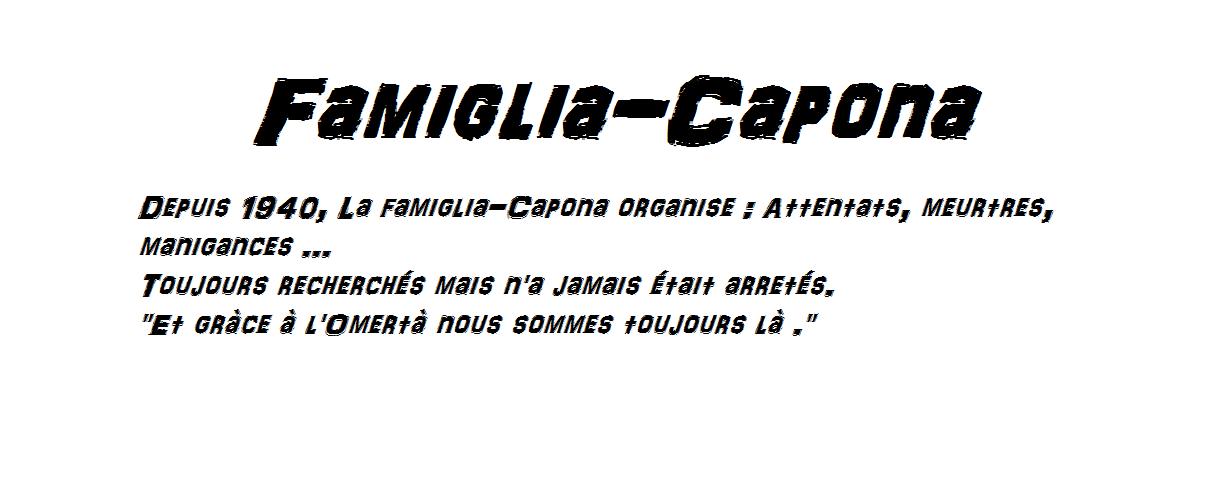 Famiglia Capona