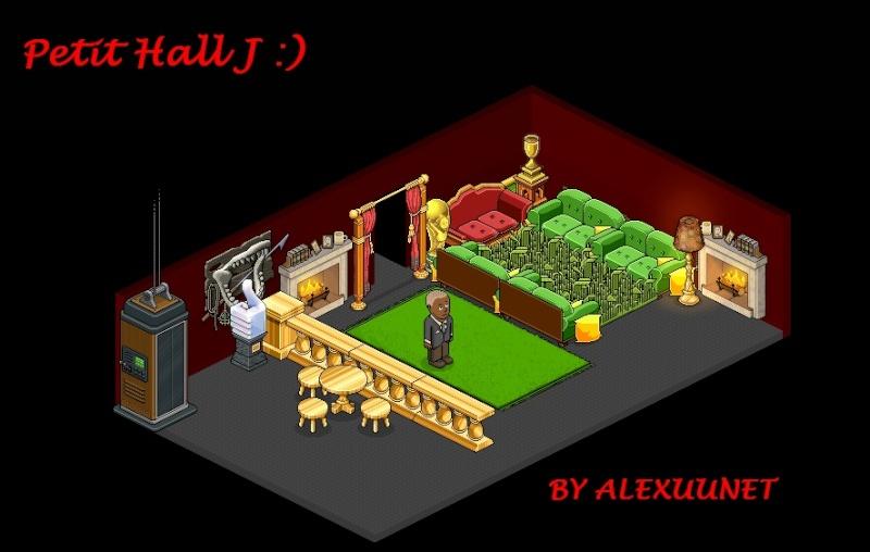 LE HAALL ! :D  Sans_t11