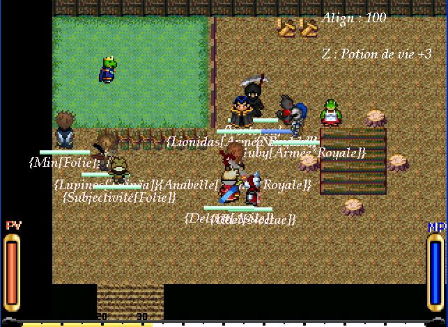 Screenshots des events Souven11