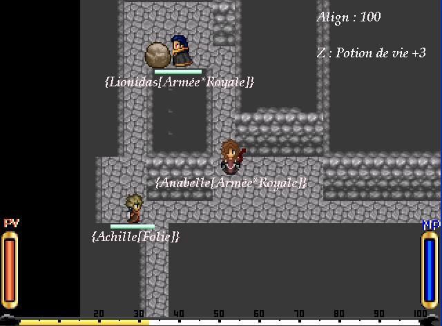 Screenshots des events Souven12