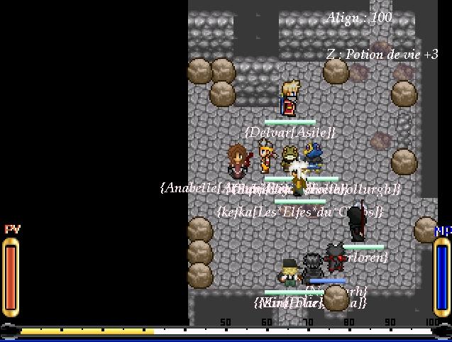 Screenshots des events Souven13