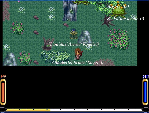 Screenshots des events Souven15