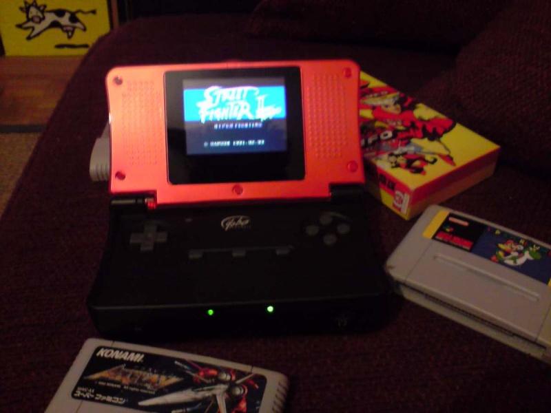 [Console]   FC 16 GO --- la SNES portable...!!! P2909113
