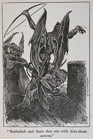 7 Deadly Sins - Iblis-Iblis Yang Mewakili 7 Dosa Besar Beelze10