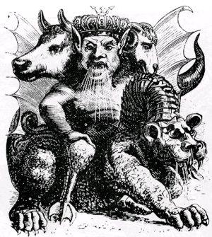 7 Deadly Sins - Iblis-Iblis Yang Mewakili 7 Dosa Besar Deliri10