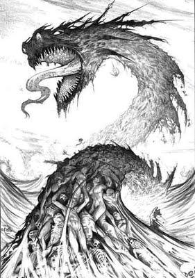 7 Deadly Sins - Iblis-Iblis Yang Mewakili 7 Dosa Besar Leviat10