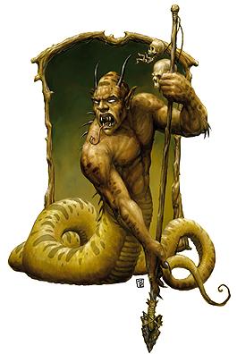 7 Deadly Sins - Iblis-Iblis Yang Mewakili 7 Dosa Besar Mammon11