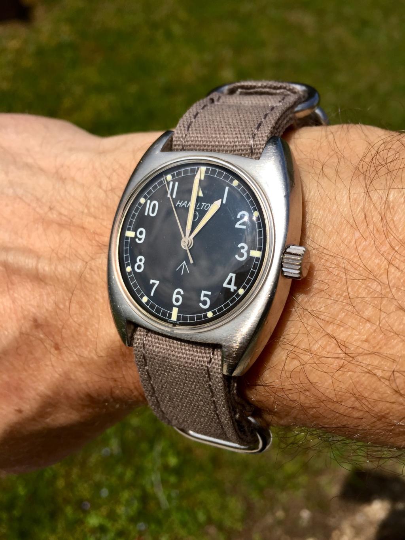 [Nouveauté] Hamilton réédite à nouveau une montre militaire Img_9611