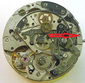 Breitling - comment fixer la couronne d' une Breitling Chronomat Mvtsan10