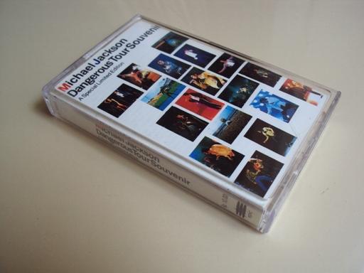 Cassette audio Tour Souvenir.  Dsc06311