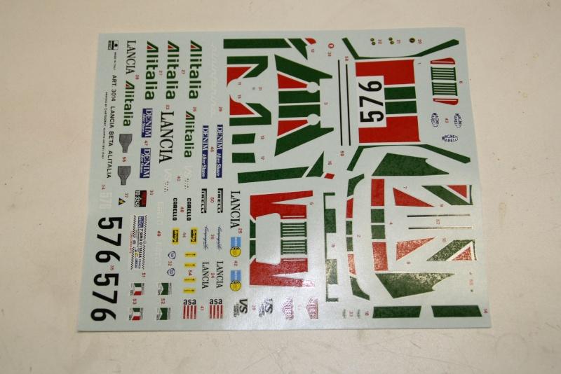 (VENDU) a vendre kit Lancia Beta GR5 Alitalia 1.24 Img_0522