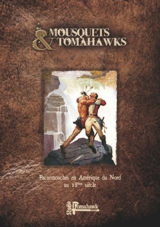 Sortie de Mousquets & Tomahawks Couv_r13