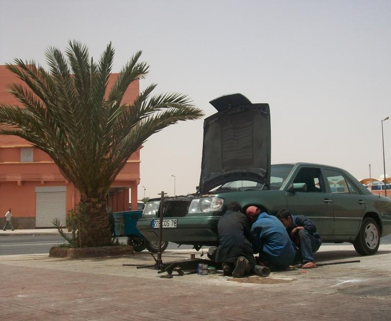 En route vers le sahara, avec ma Mercedes!  - Page 11 100_4117