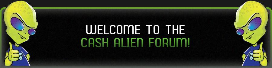 Cash Alien