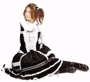 gothique lolita Goth-l11