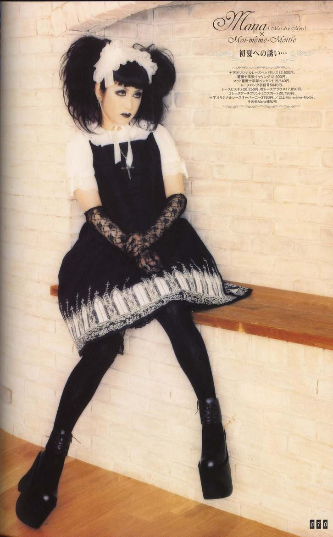 gothique lolita Mana_211
