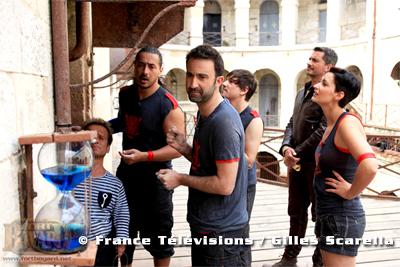 EMISSION 2 (09/07/2011) - Equipe Alexandre Pesle 1310