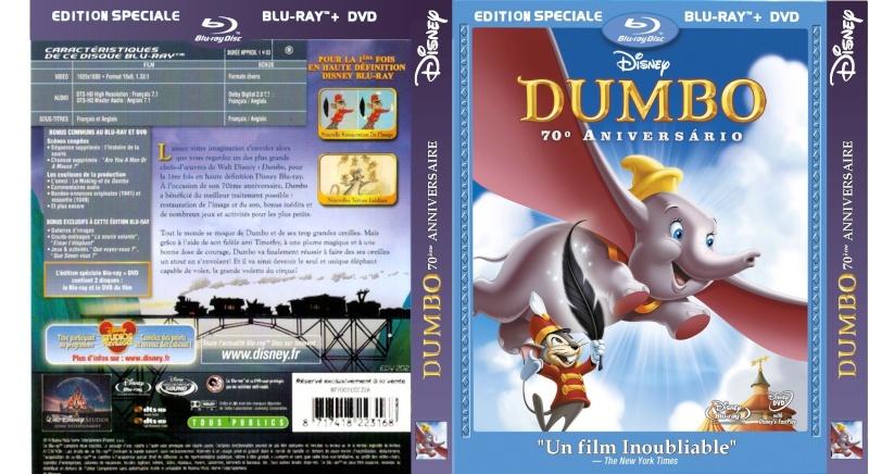 [BD + DVD] Dumbo (17 février 2010) - Page 23 Fourre11