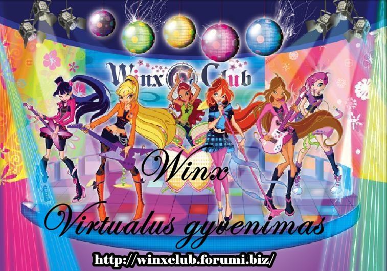 Winksių virtualus gyvenimas