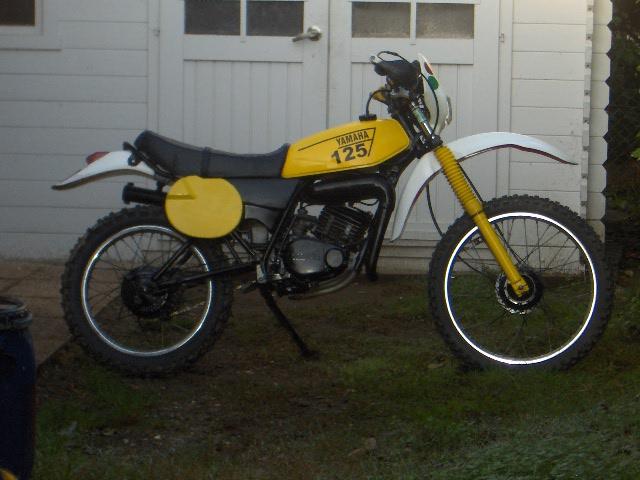 DTMX 125 cc Membres / Mod. 1979 Photo_21