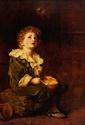 Les préraphaélites   -    tiré de l'Histoire de l'art en images, Andrew Graham-Dixon, p 332-333 Millai12
