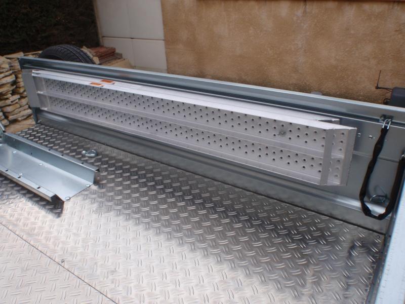 Transformation remorque bagagère Erde 193f en remorque pour Piaggio Mp3 Pa170010