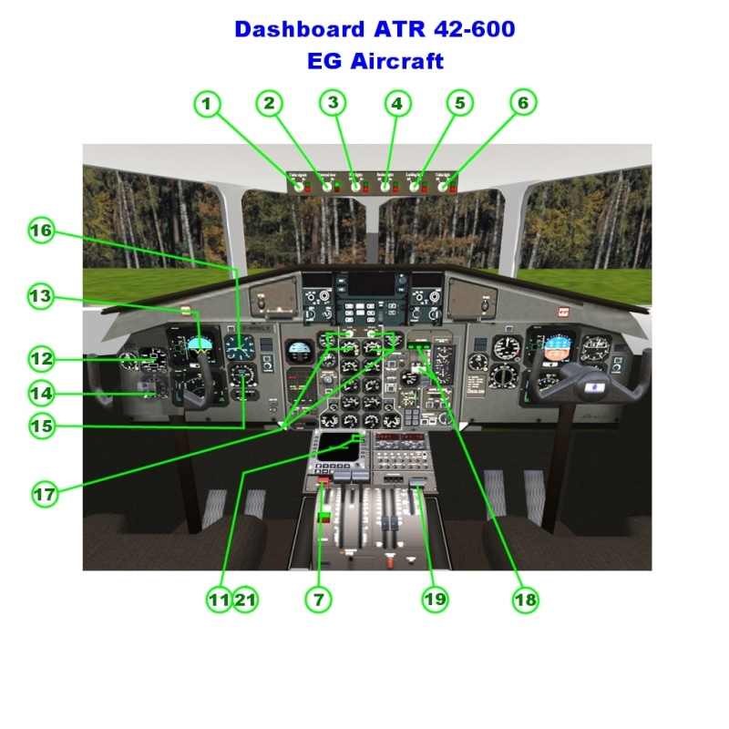 DESCRIPTION OF THE COCKPIT OF HUD and VOICE COMMANDS (in English) Manual12