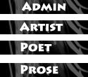 Admin-Artist-Poet-Prose