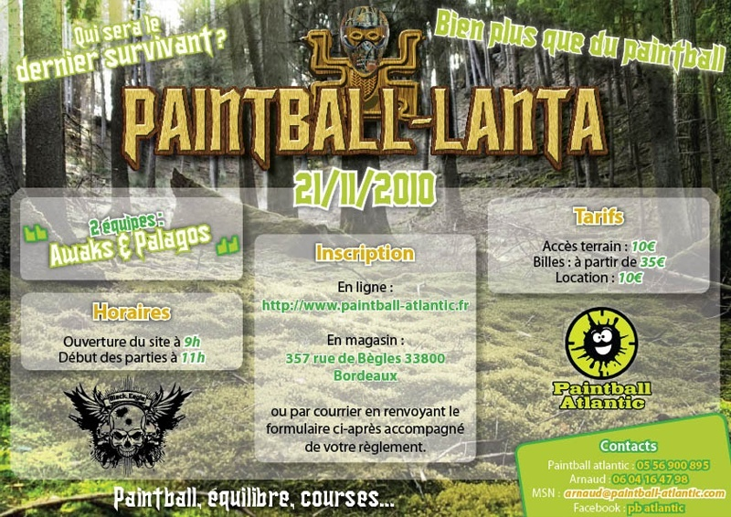 big games du mois de novembre avec paintball atlantic 20101011