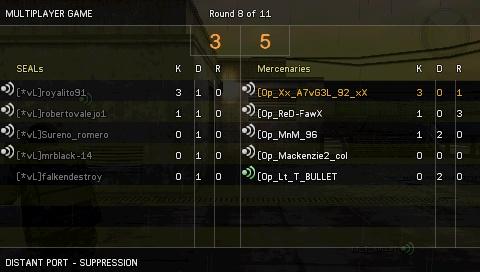 Win against [*vL] Screen16