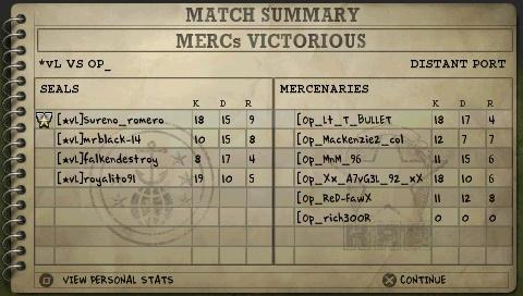 Win against [*vL] Screen19