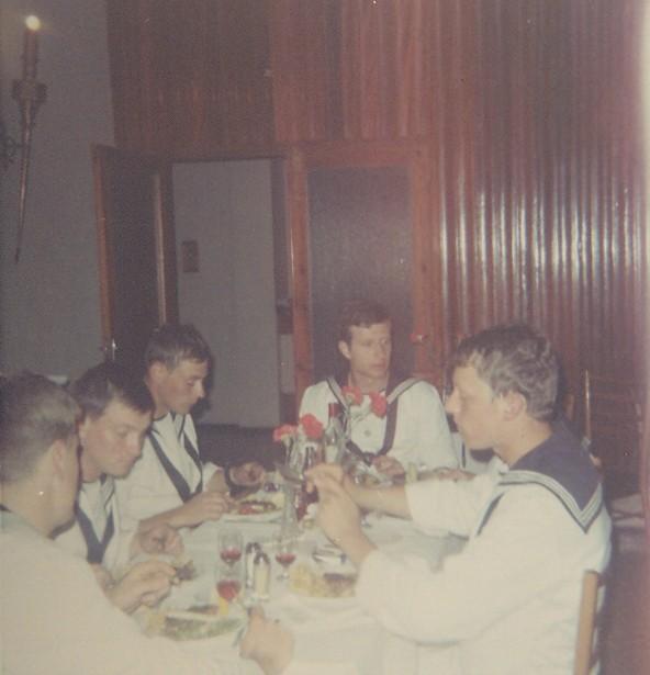Ste Croix août 1968 Canari10
