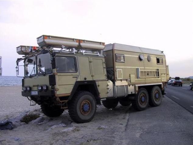 gros camion Camtar10