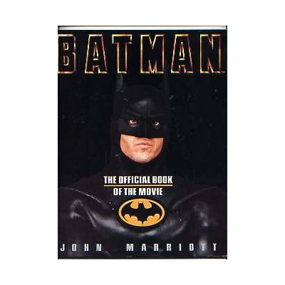 Batman THE OFFICIAL BOOK OF THE MOVIE 41fxkn10