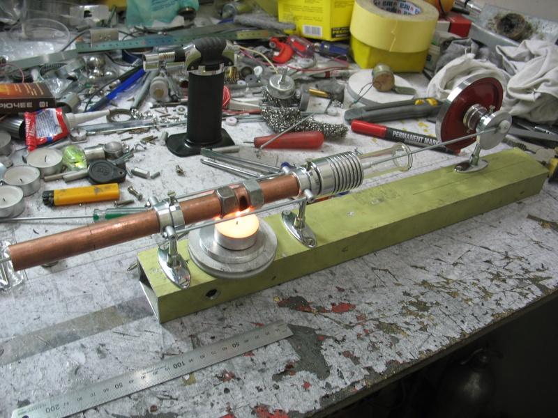 Термоакустические модели стирлингов - Страница 3 Img_7010