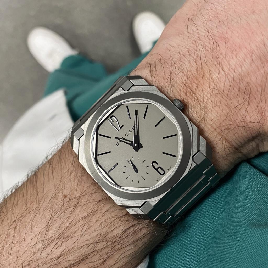 Bulgari Octo Finissimo : une montre sport chic iconique ?  A10be810