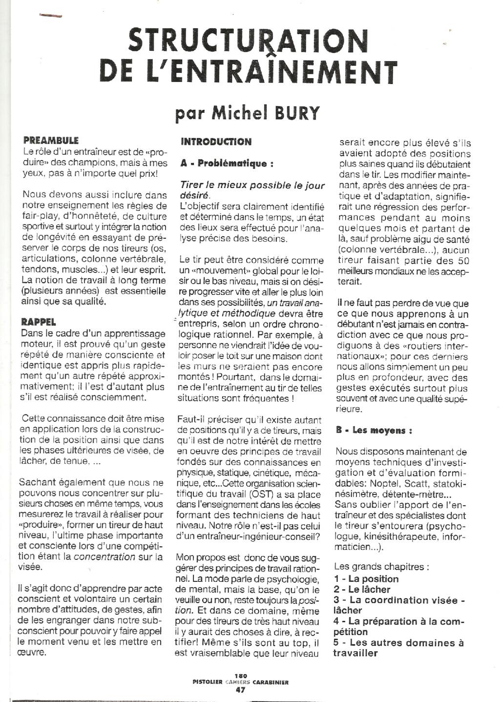 Se perfectionner et structurer son entrainement,par M Bury  001_bm11