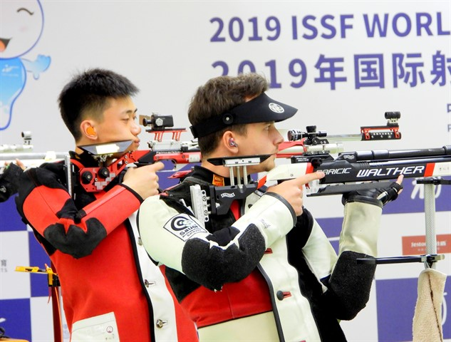 W CUP ISSF PUTIAN, CHINE 004_d210