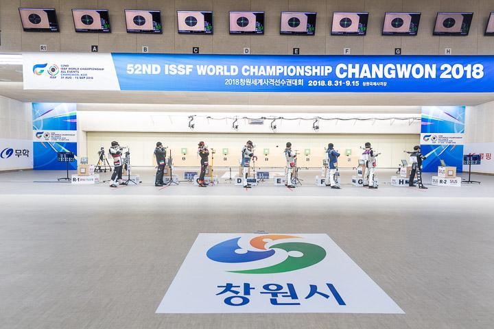 Ch du monde ISSF Corée du sud le 31 aout 2018  009_ar10