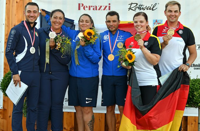 Disciplines plateau ISSF Olympiques. Cde_pl10
