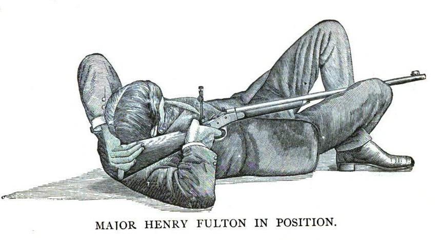 Histoire du tir sportif en règle générale et sur votre club Fulton10