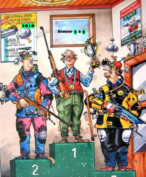 World Masters Shooting Sport Championship Humour10