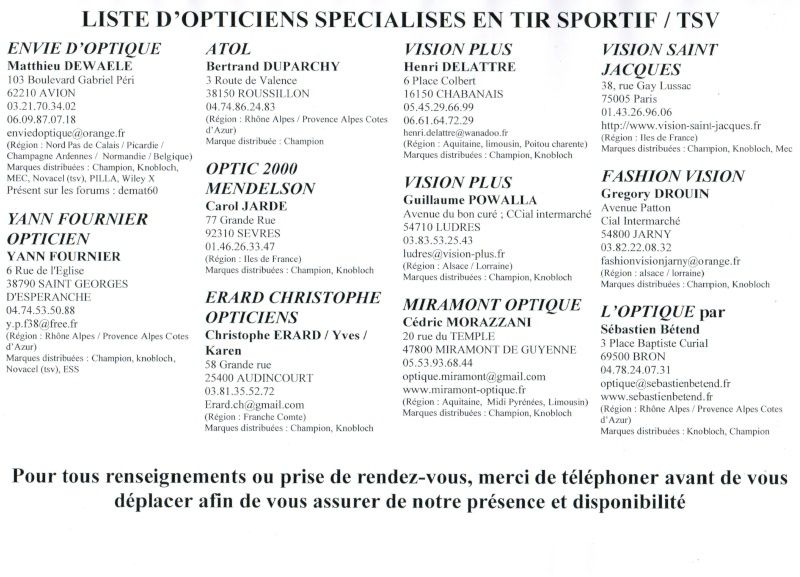opticien du tir  Liste_10